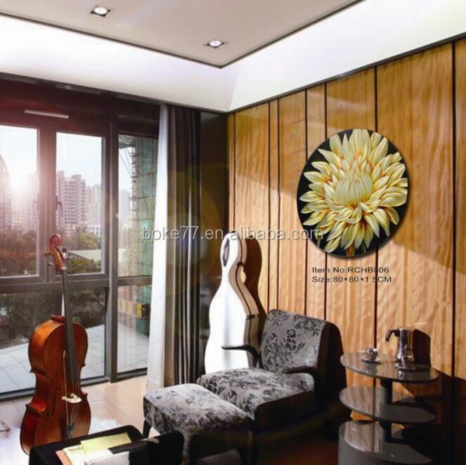 Moderno metallo dipinti per la parete del soggiorno di for Pittura soggiorno moderno