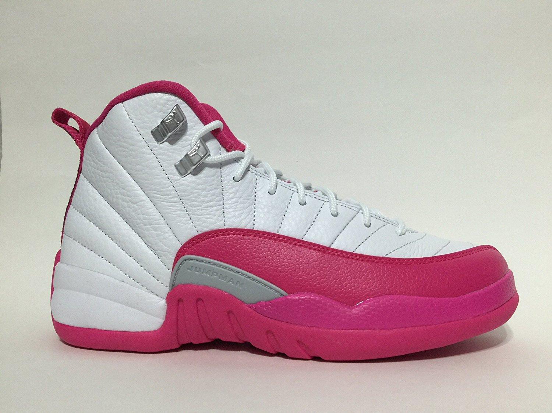 15f52b7b594 Get Quotations · Nike Air Jordan 12 Retro GG Basketball Shoes 510815-109