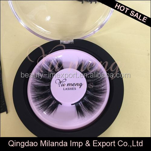 Hand Make False 3D Mink Fur Eyelashes Extention
