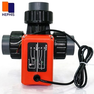"Anti-Corrosion Hastelloy Stem DN25 G1"" DC6V24V Ball Valve Actuator 12v Dc Motor 3 Way Electric Valve With On/Off Signal Output"