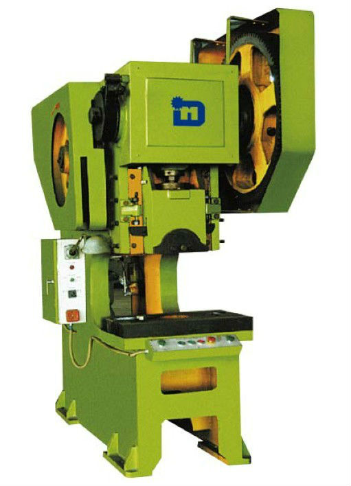 J23 electric punch press machine and power press, mechanical punch press