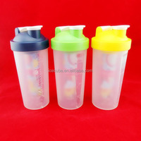 Cool summer travel 700ml PP plastic drinking bottle with sealed lids