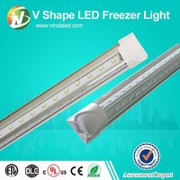 Luminous efficiency 22w t8 cooler door led light