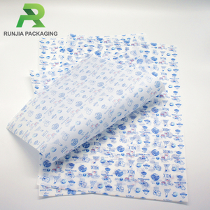 Pre Cut Printed Colored Baking Parchment Paper