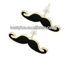 lucu jenggot anting <span class=keywords><strong>perhiasan</strong></span> <span class=keywords><strong>kumis</strong></span> pejantan anting anting