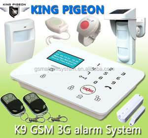 Smart home Automation,Intelligent controller,phone wireless gsm alarm system home appliance home security system