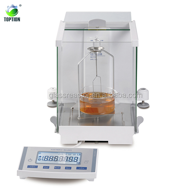 High precision digital gold scale balance for weighing and test density 0.001g