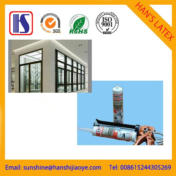 non-toxic Silicone sealant General purpose silicon sealent manufacturer in china