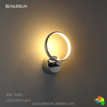 Ring Shape Design Wall Lamp And Led Decorative Wall Light - Buy Led ...