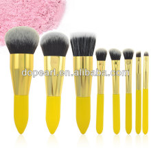 Private label 8 pcs makeup brushes set professional beauty makeup brush set