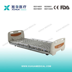 5 functions electrical super low hospital bed from XUHUA
