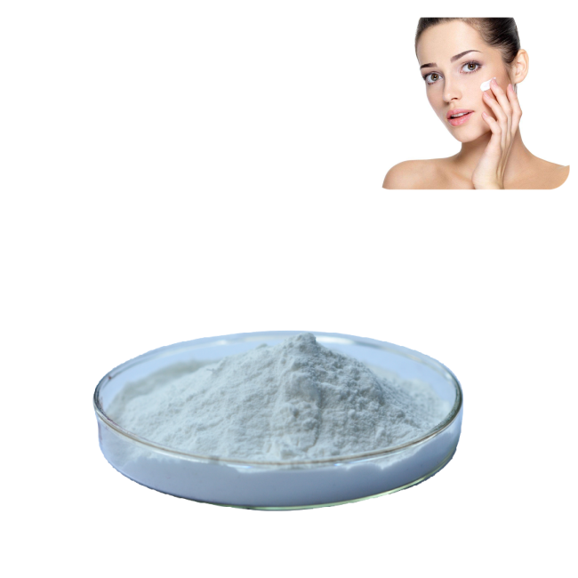 top grade soidum hyaluronate  for anti angeing and skin care