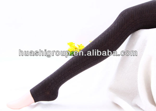 Quality and quantity assured wholesale lady tights anti-pilling lady cotton tights lady tights factory