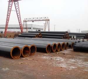 Widely Used Best Prices High Quality ERW Flanged Steel Pipe