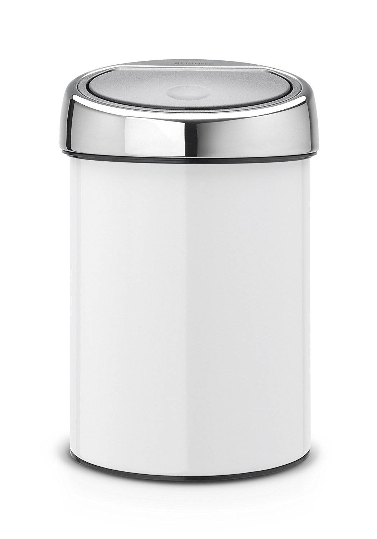 Buy Brabantia Touch Bin Trash Bin Garbage Bin Paper Container