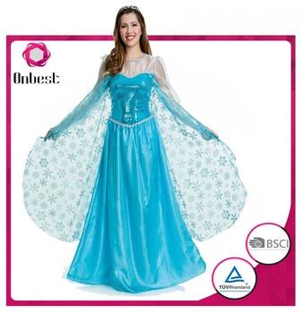 Fast delivery frozen elsa coronation dress costume cosplay for adult elsa frozen costume  sc 1 st  Alibaba & Fast Delivery Frozen Elsa Coronation Dress Costume Cosplay For Adult ...