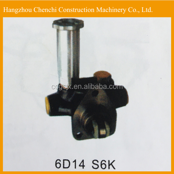 6D14 fuel injection pump for excavator S6K