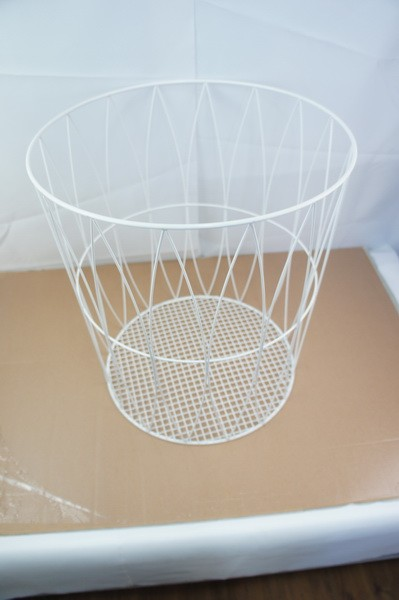 Metal Wire Laundry Basket Black White Buy Laundry