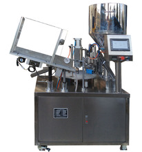 Beverage,Food,Medical,Chemical Applicatio e liquid filling and sealing machine