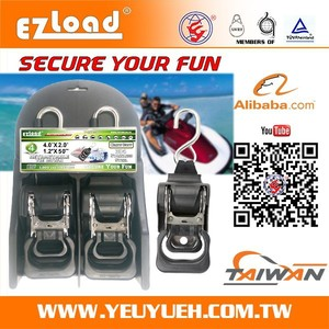 [EZ LOAD] Top 304 Stainelss Steel Retractable Boat Buckle