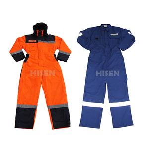 High visibility waterproof work clothes mens safety custom china construction ultima coverall uniform overalls workwear
