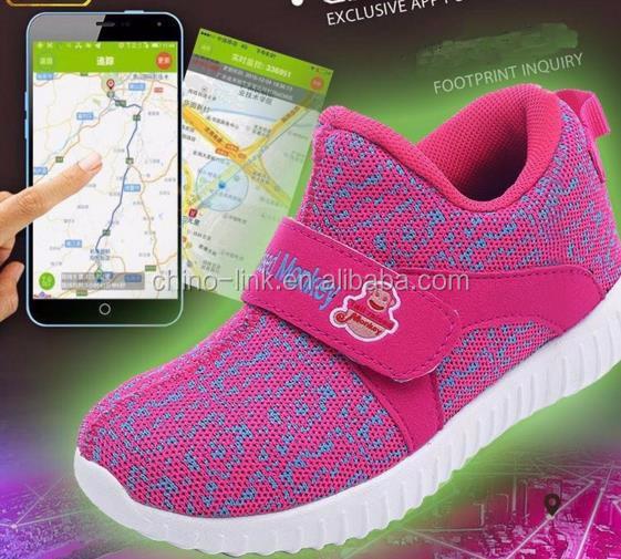 Newest Child Smart Gps Tracking Sports Shoe Kids Monkey Location Running  Shoes Mini Gps Shoe - Buy Kids Shoes,Smart Shoes,Sports Shoe Product on