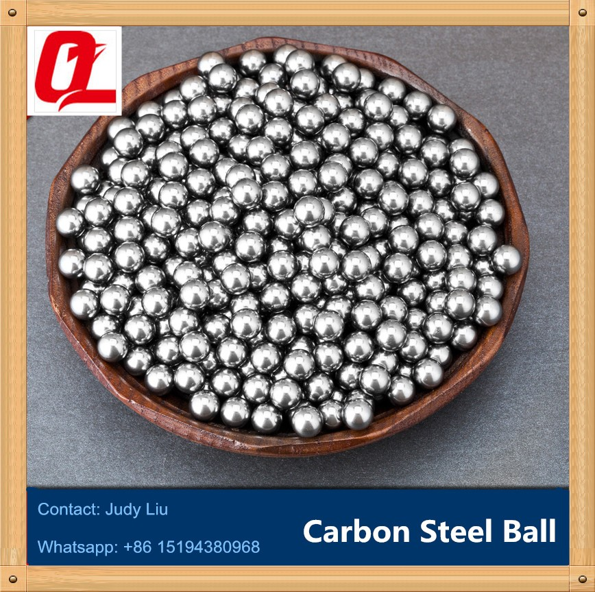 Polished steel ball g carbon for bicycle