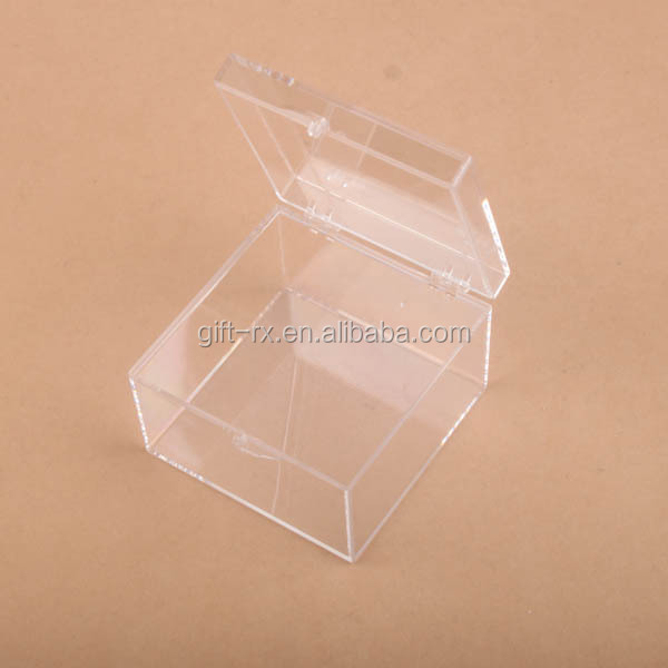 Plastic Storage Box Electronic Components Case hot CLEAR