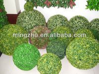 2013 China Artificial grass ball garden fence gardening mini football field artificial grass