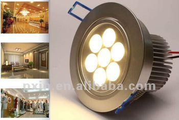 7w indoor motion sensor ceiling led light with ce buy. Black Bedroom Furniture Sets. Home Design Ideas