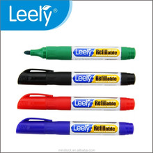Economical dry erase marker with ink cartrige