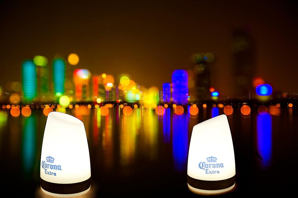 Ricaricabile interna lampade da tavolo esterno batteria cordless