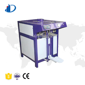 Automatic valve port packing machine is applied to packing cement and limestone powder