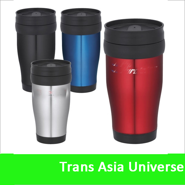 Hot Selling custom cheap double wall vacuum office handle cup