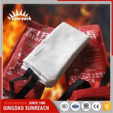 New Types Of Best Price White Fiberglass Fire Blanket