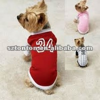 custom baseball jersey for dogs