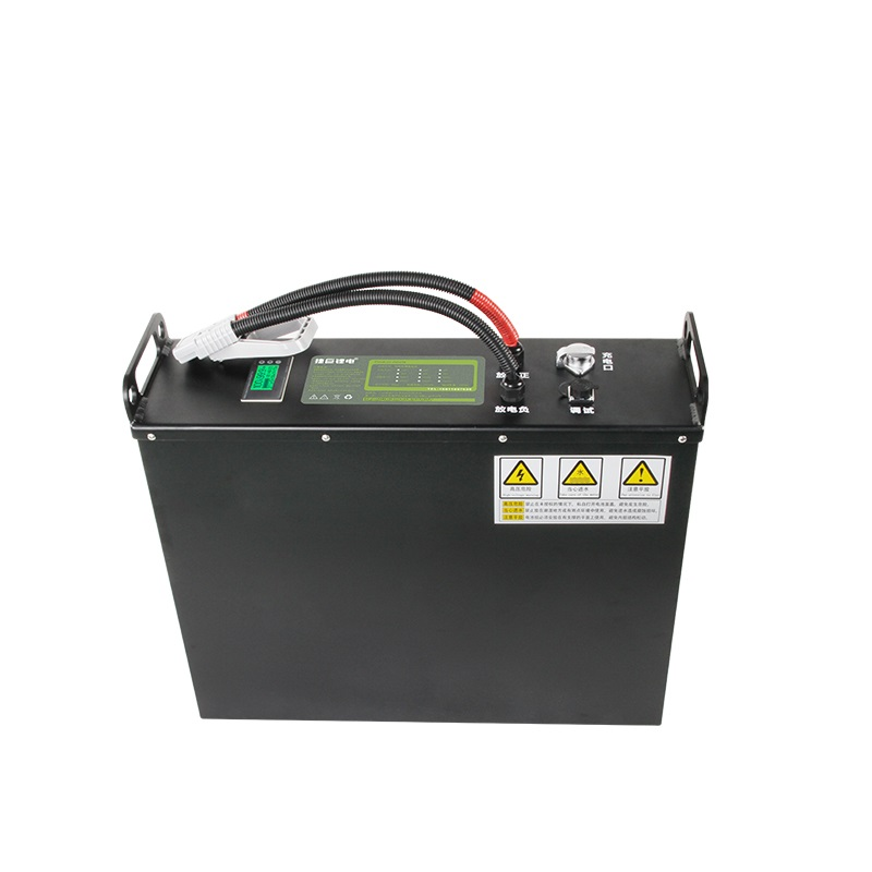 AGV battery pack 48V lithium ion batteries 50Ah with Smart BMS for Automatic Guided Vehicle
