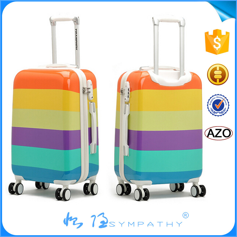 Ellen Fancy Luggage Kids School Bags Eminent Travel Luggage ...