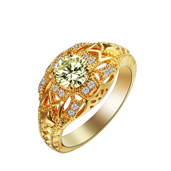 511c734ac Latest Gold Ring Designs Real Gold Plated Imitation Pearl Copper  Wedding&Engagement Rings Women