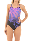 One Piece Chlorine Resistant High Quality Womens Swimwear for Sports