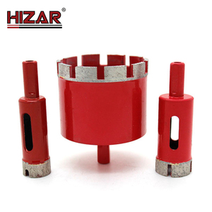 HIZAR HZG diamond core drill bit rig for stone