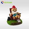Custom Polyresin Decorative Garden Gnome Manufacturers Crafts Resin