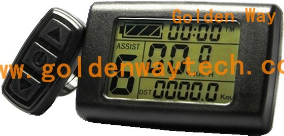 KT-LCD 1 display for electric bike, e bike lcd display, electric bike lcd display