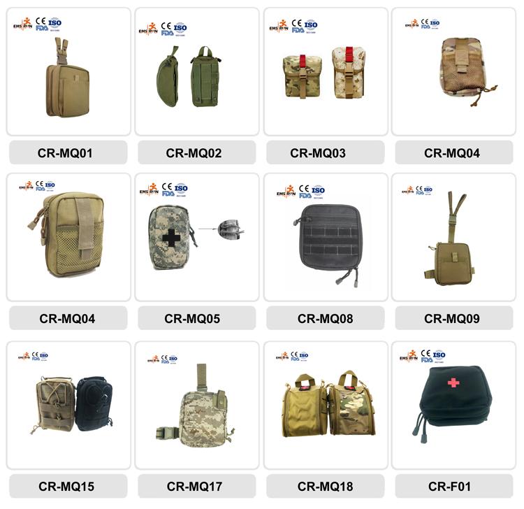 Nylon Tactique En Sac D'épaule Militaire Camping Étui Cuir trQdCxsh