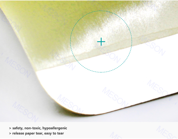 Free sample hydrocolloid dressings bedsore,necrotic wound dressing, View  necrotic wound dressing, OEM Product Details from Jiaxing Meson Medical
