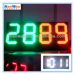 Large led Days Countdown Clock 3 Digits LED Countdown Timer