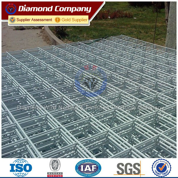 Galvanized Welded Wire Mesh For Fence Panel, Galvanized Welded Wire ...
