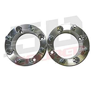 One Pair (2) of Wheel Spacers - 4x110mm Bolt Pattern, 1.5 Inch Thickness, 12x1.25mm studs for Yamaha YXZ 1000R [5288-A1]