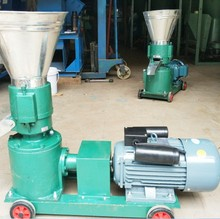 Manual feed pellet mill machine and chicken manure pellet machine for poultry farm