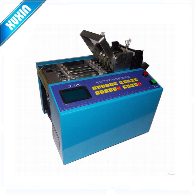 Microcomputer Volledige Automatische Plastic ritssluitingssnijmachine in China NO.1